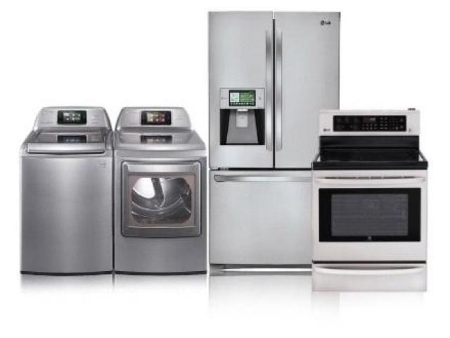 Choosing New Home Appliances
