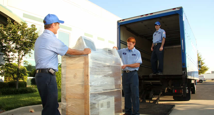 What does a moving company do?